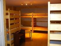 12 beds dorm