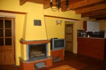 Domek z sauna