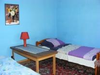 pokoj niebieski