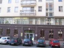Budynek, w którym mieszczą się apartamenty