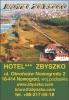 Hotel Zbyszko w Nowogrodzie - noclegi Nowogród