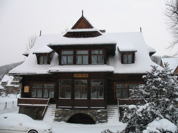 Hostel Hostel Stara Polana Zakopane Zakopane Noclegi